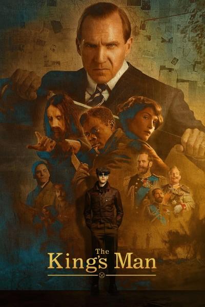 Caratula, cartel, poster o portada de The King\'s Man: La primera misión