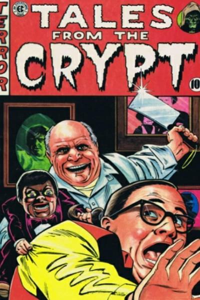 Caratula, cartel, poster o portada de Historias de la cripta: El muñeco del ventrílocuo