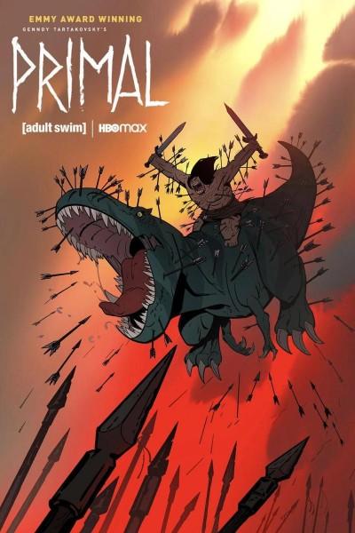 Caratula, cartel, poster o portada de Primal