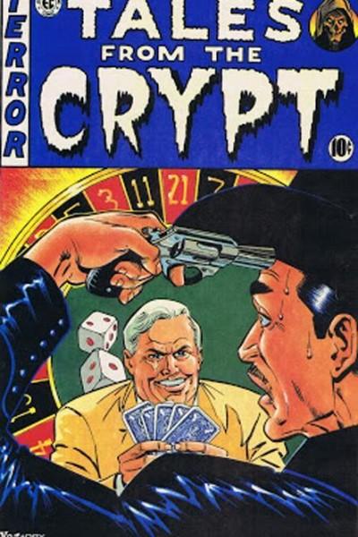 Caratula, cartel, poster o portada de Historias de la cripta: Cortar la baraja