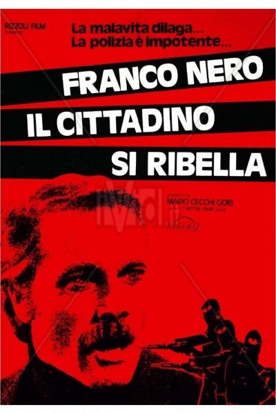 Caratula, cartel, poster o portada de El ciudadano se rebela