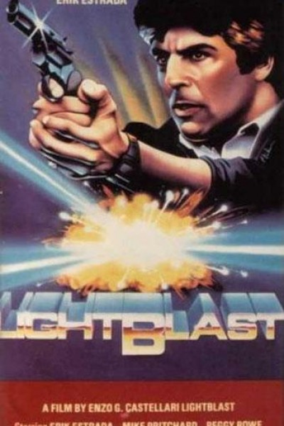 Caratula, cartel, poster o portada de Light blast