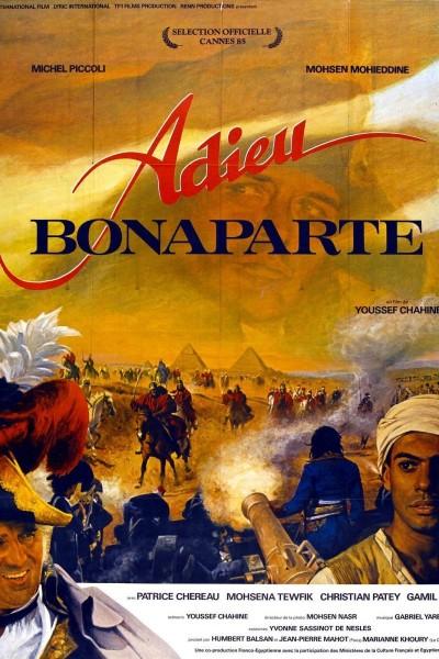 Caratula, cartel, poster o portada de Adiós Bonaparte