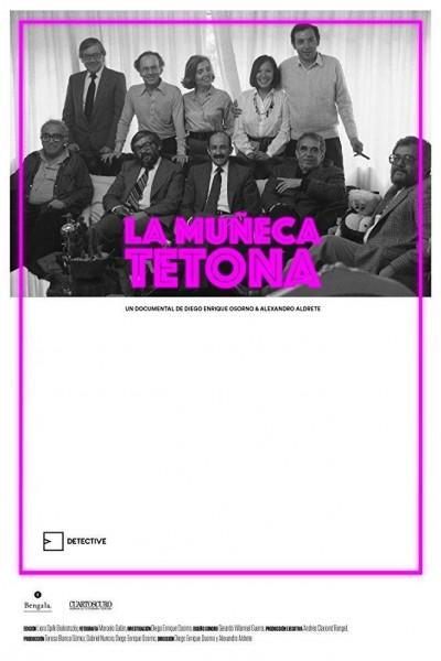 Caratula, cartel, poster o portada de La muñeca tetona