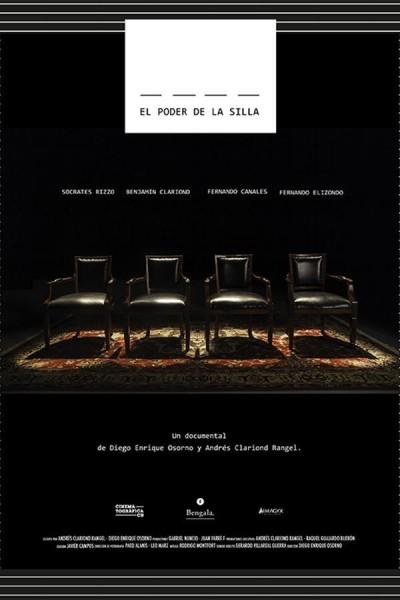 Caratula, cartel, poster o portada de El poder de la silla