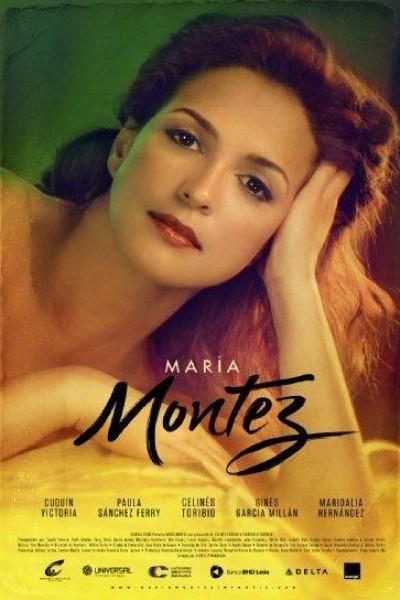 Caratula, cartel, poster o portada de María Montez