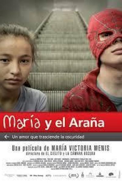 Caratula, cartel, poster o portada de María y el Araña