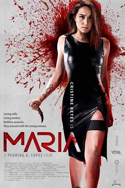 Caratula, cartel, poster o portada de Maria