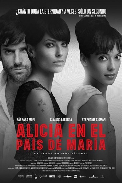 Caratula, cartel, poster o portada de Alicia en el país de María