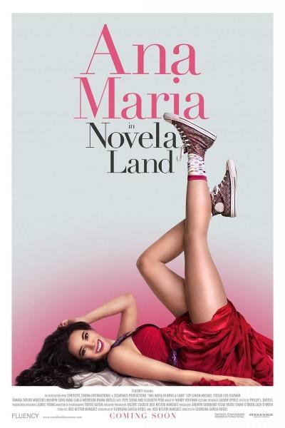 Caratula, cartel, poster o portada de Ana Maria in Novela Land