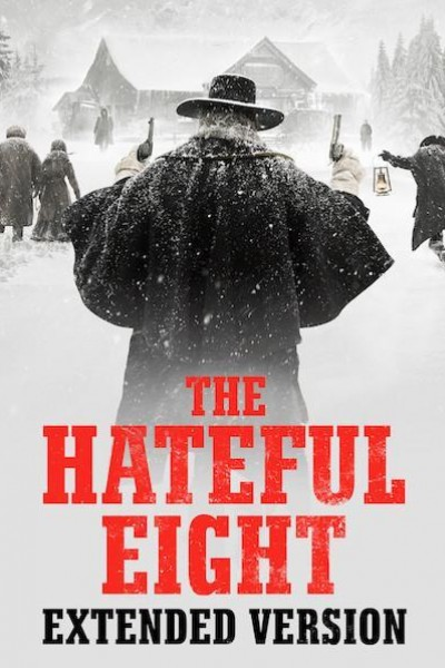 Caratula, cartel, poster o portada de The Hateful Eight: Extended Version