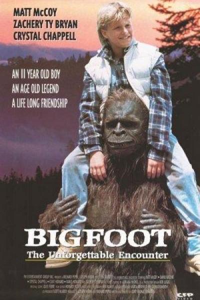 Caratula, cartel, poster o portada de Bigfoot: El encuentro inolvidable