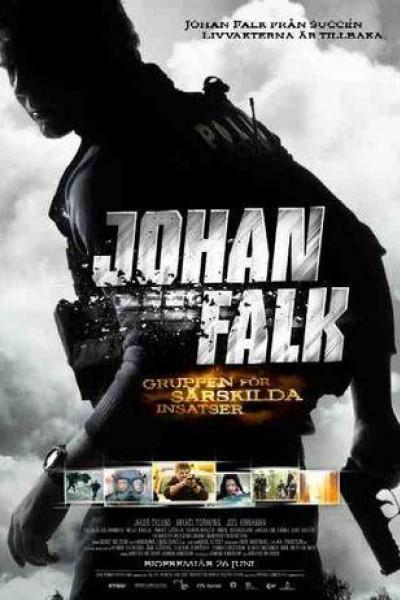 Caratula, cartel, poster o portada de Johan Falk: GSI - Grupo de operaciones especiales