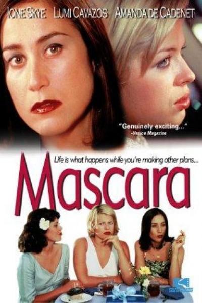 Caratula, cartel, poster o portada de Mascara