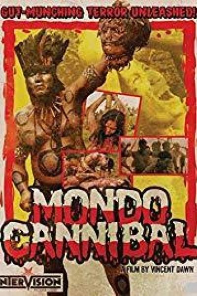 Caratula, cartel, poster o portada de Mondo cannibale