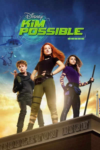 Caratula, cartel, poster o portada de Kim Possible