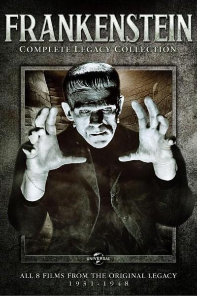 Caratula, cartel, poster o portada de Los archivos de Frankenstein: Cómo Hollywood creó un monstruo