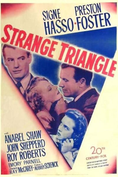 Caratula, cartel, poster o portada de Strange Triangle