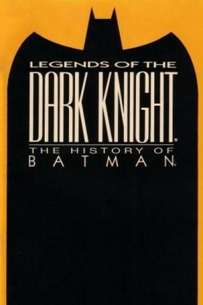 Caratula, cartel, poster o portada de Legends of the Dark Knight: The History of Batman