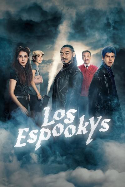 Caratula, cartel, poster o portada de Los Espookys