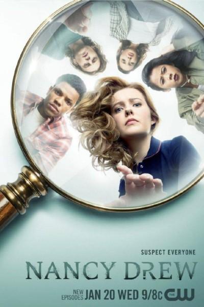 Caratula, cartel, poster o portada de Nancy Drew