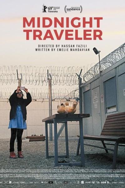 Caratula, cartel, poster o portada de Midnight Traveler