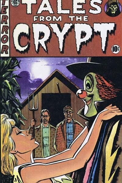 Caratula, cartel, poster o portada de Historias de la cripta: Triángulo cuadrilátero