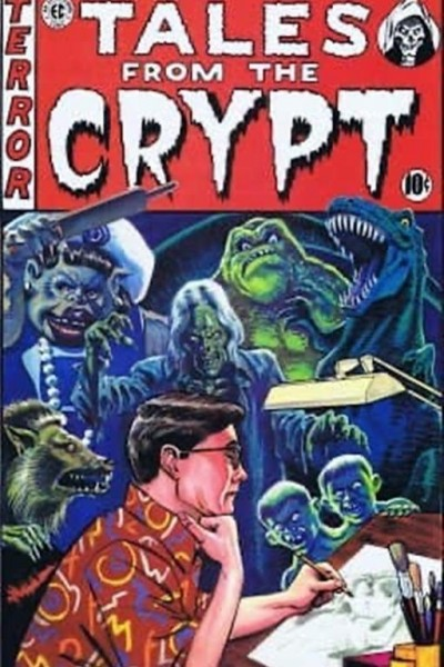 Caratula, cartel, poster o portada de Historias de la cripta: La calamidad de Korman