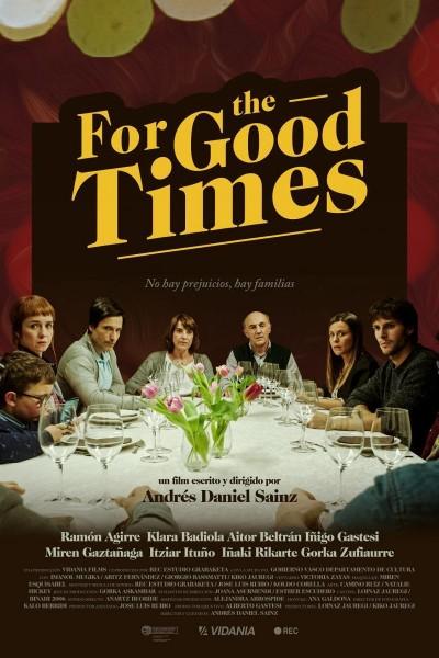 Caratula, cartel, poster o portada de For the Good Times