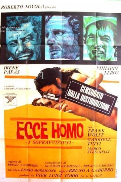 Caratula, cartel, poster o portada de Los supervivientes