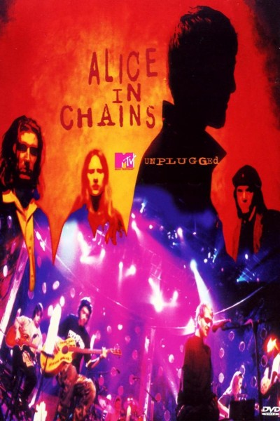 Caratula, cartel, poster o portada de Unplugged: Alice in Chains
