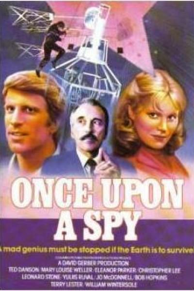 Caratula, cartel, poster o portada de Erase una vez una espía
