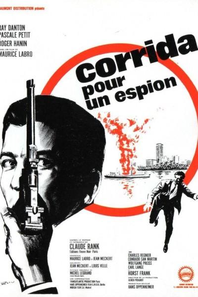 Caratula, cartel, poster o portada de Persecución a un espía