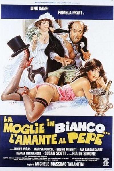 Caratula, cartel, poster o portada de La enfermera, el marica y el cachondo de Don Pepino