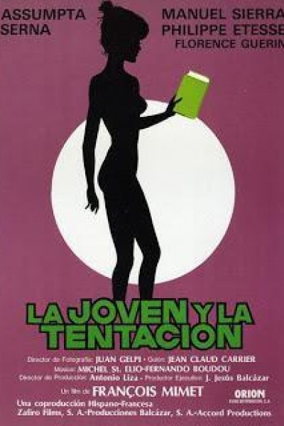Caratula, cartel, poster o portada de La joven y la tentación