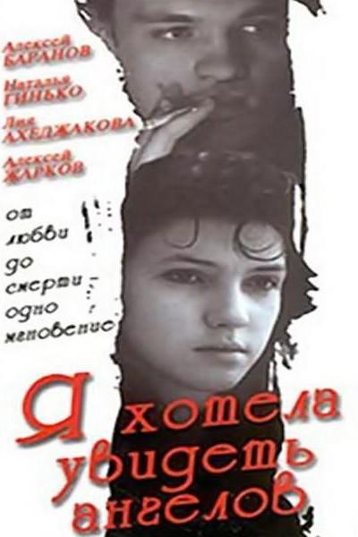 Caratula, cartel, poster o portada de I Wanted to See Angels