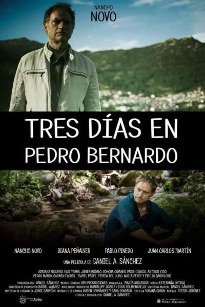 Caratula, cartel, poster o portada de Tres días en Pedro Bernardo