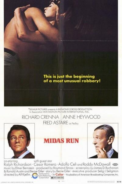 Caratula, cartel, poster o portada de Midas Run