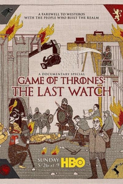 Caratula, cartel, poster o portada de Juego de Tronos: La última guardia