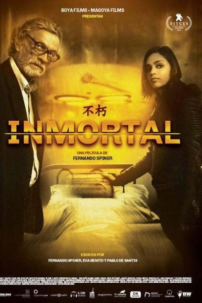 Caratula, cartel, poster o portada de Inmortal