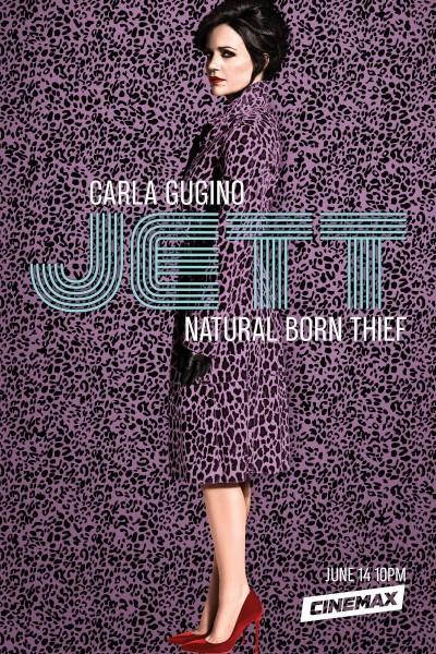 Caratula, cartel, poster o portada de Jett