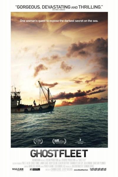 Caratula, cartel, poster o portada de Ghost Fleet