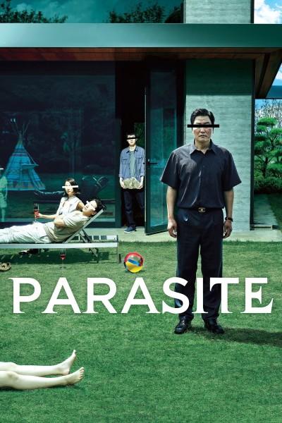 Caratula, cartel, poster o portada de Parásitos