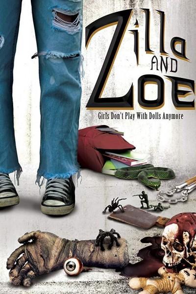 Caratula, cartel, poster o portada de Zilla and Zoe