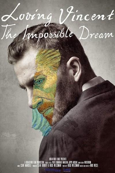 Caratula, cartel, poster o portada de Loving Vincent: The Impossible Dream