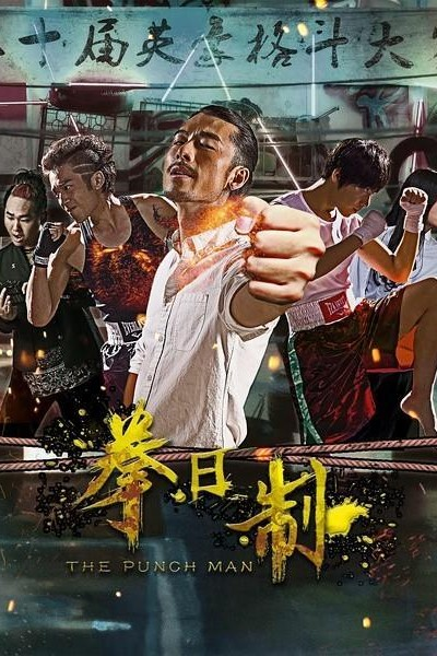 Caratula, cartel, poster o portada de The Punch Man