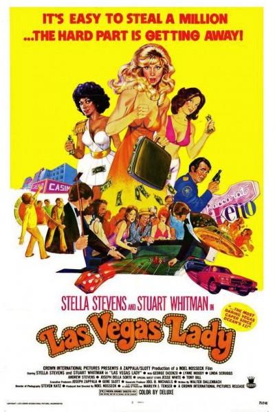 Caratula, cartel, poster o portada de Las Vegas Lady
