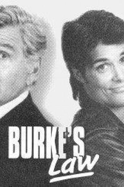 Caratula, cartel, poster o portada de La ley de Burke