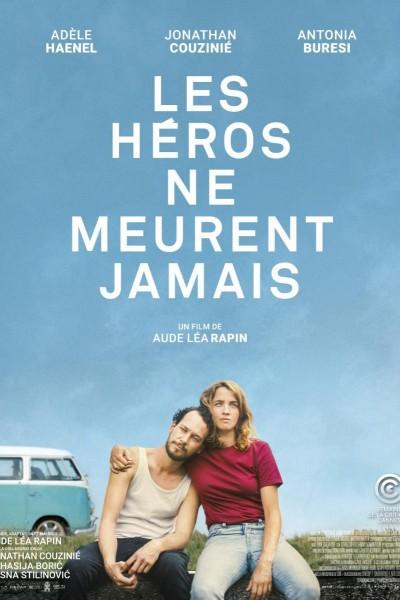 Caratula, cartel, poster o portada de Les héros ne meurent jamais