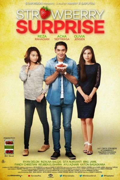 Caratula, cartel, poster o portada de Strawberry Surprise